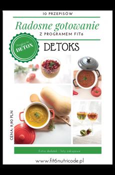 detoks oczyszczanie organizmu przepisy fit6 ebook natalia ryńska