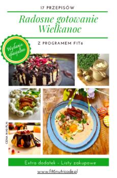 radosne gotowanie - fit przepisy na Wielkanoc - ebook